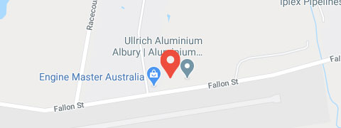Albury WridgWays branch location