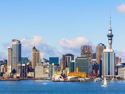 Moving from Hobart to Auckland