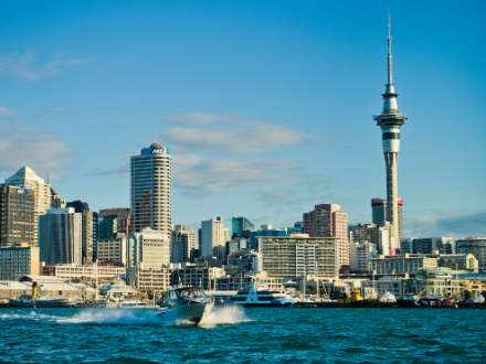Moving from Adelaide to Auckland