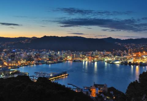 Moving from Australia to Wellington