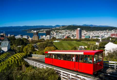 Moving from Melbourne to Wellington