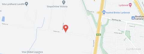 Melbourne WridgWays branch location
