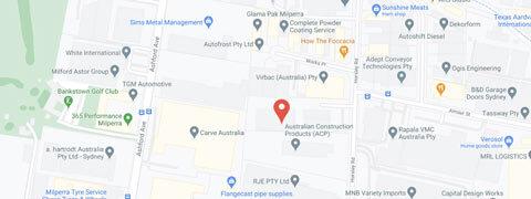 Sydney WridgWays branch location