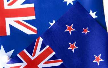 Australia NZ Flag