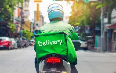 Shipping a motorbike
