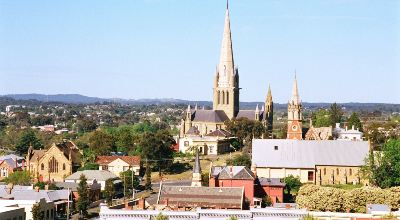 spend time in Bendigo