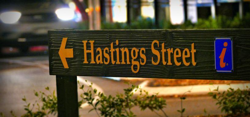 Noosa Hastings Street
