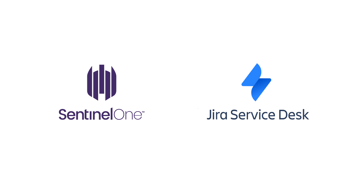 Secure Your Productivity With SentinelOne and Jira Service Desk