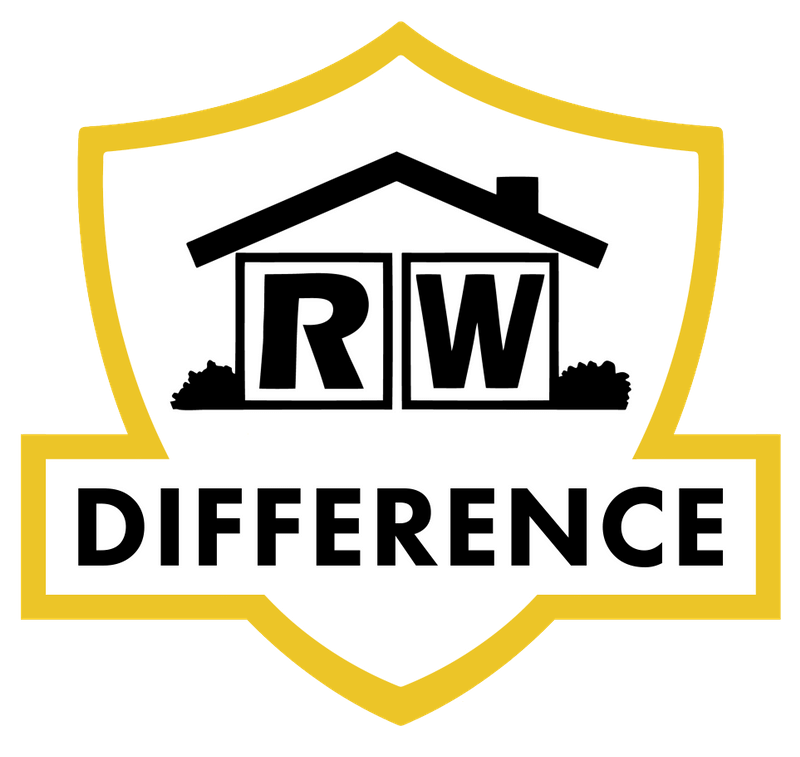 RW Difference Logo