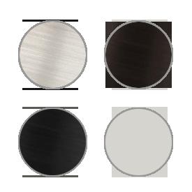 Metallic texture Option Modern Glass RW Garage Doors