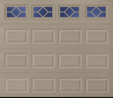 amarr traditional lincoln short panel santone short panel waterford windows rw garage doors