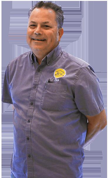 Ken T Salesman RW Garage Doors
