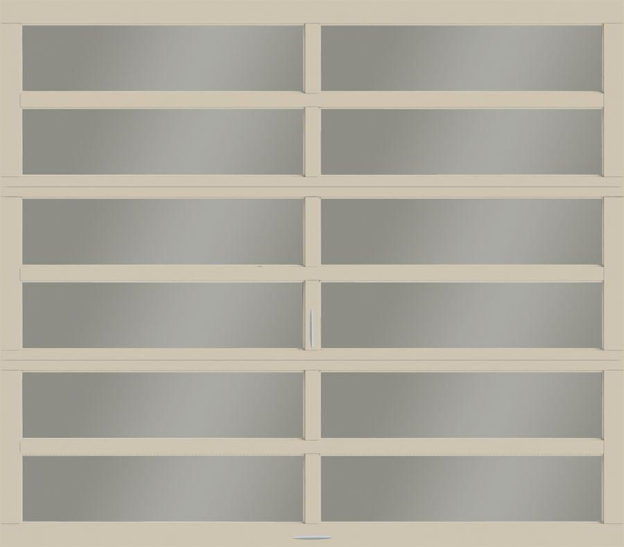 Horizon Modern Glass RW Garage Doors