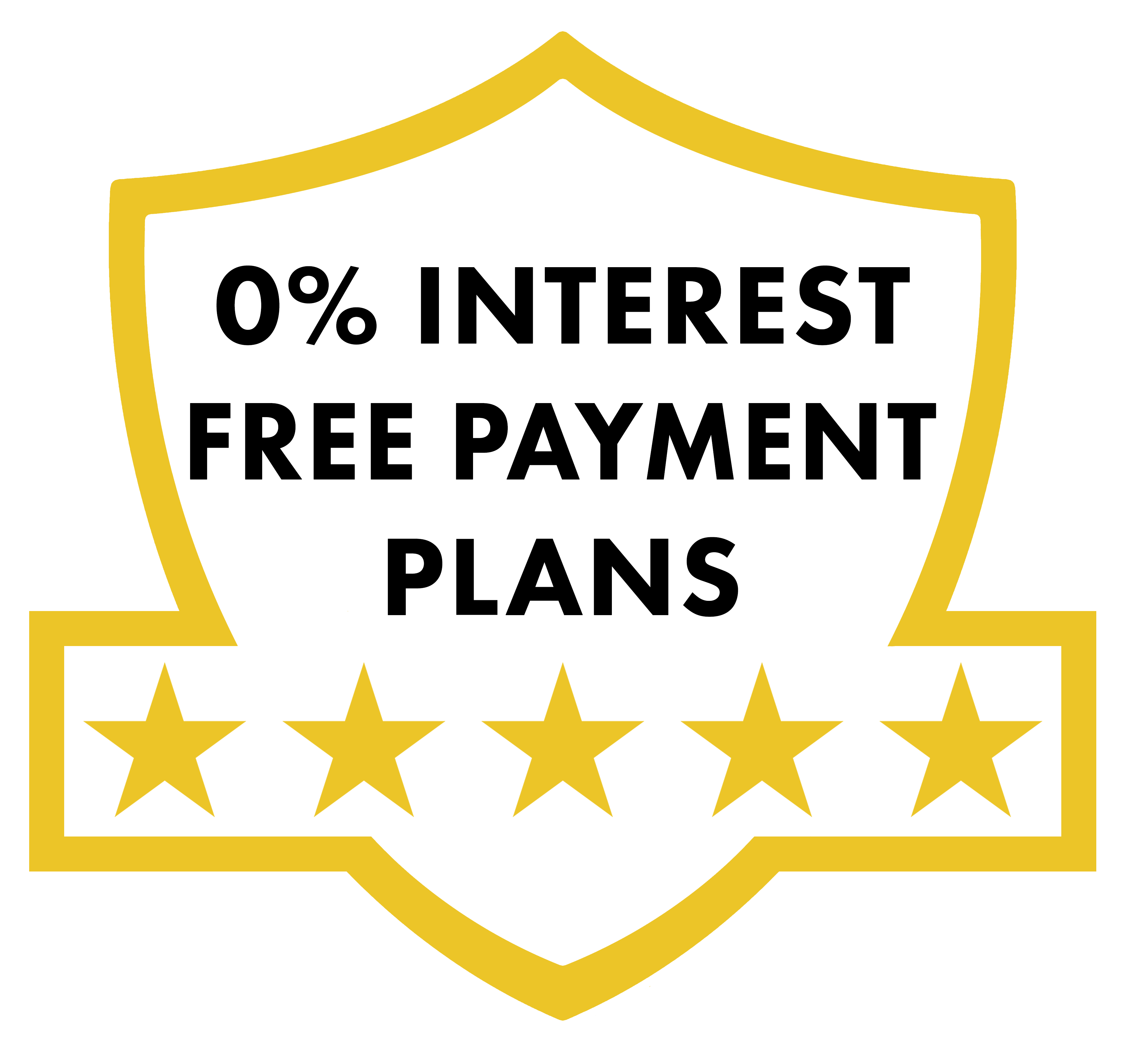 RW Difference 0% Interest Free Payment Plans RW Garage Doors