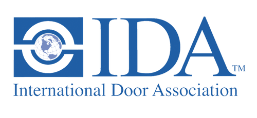 International Door Association Review Logo