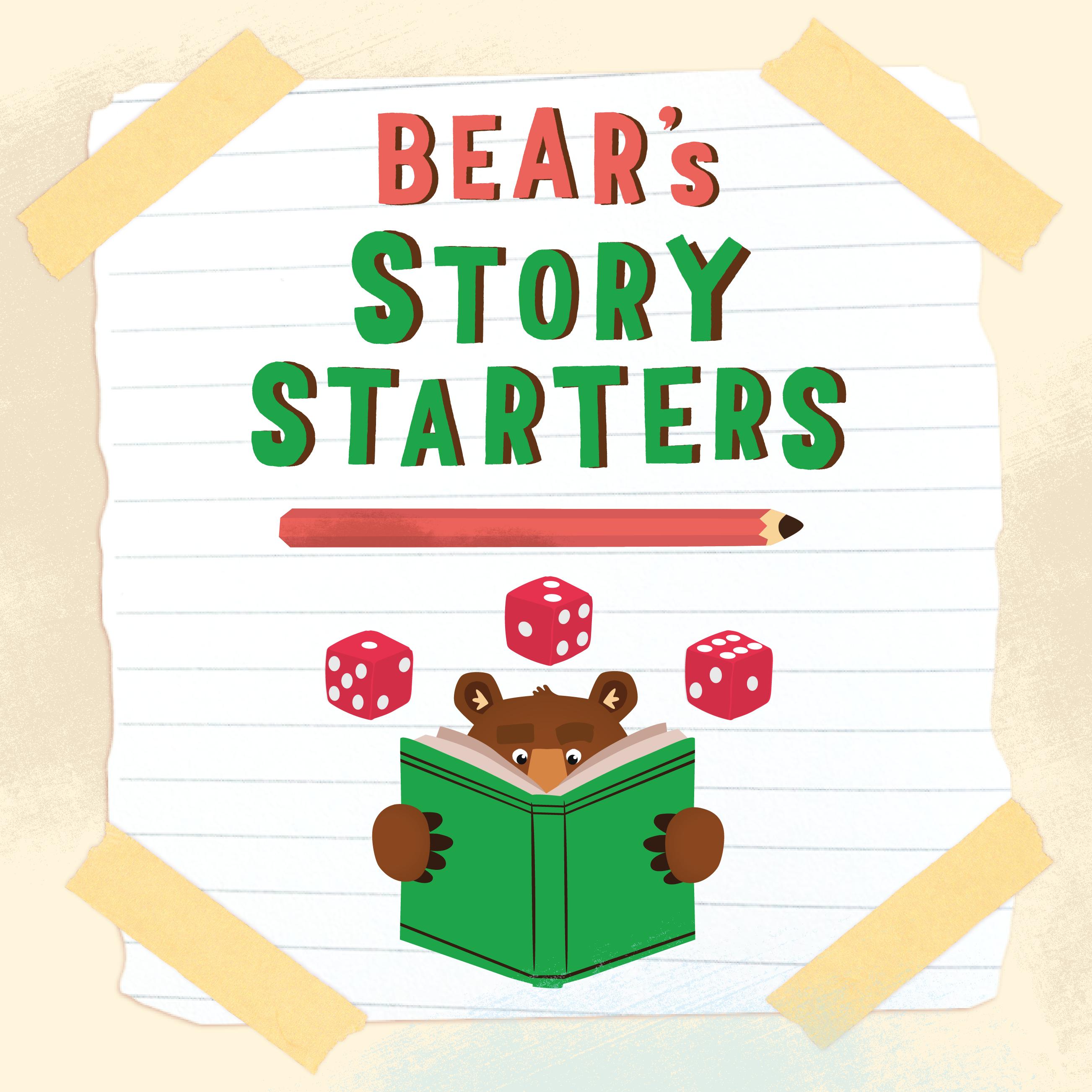 BEARs story starter activity