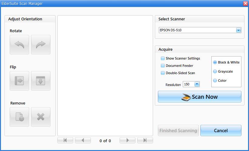 Adult Day Care Software Digital Document Management - Image