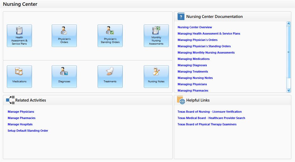 Adult Day Care Software Nursing Center - Image