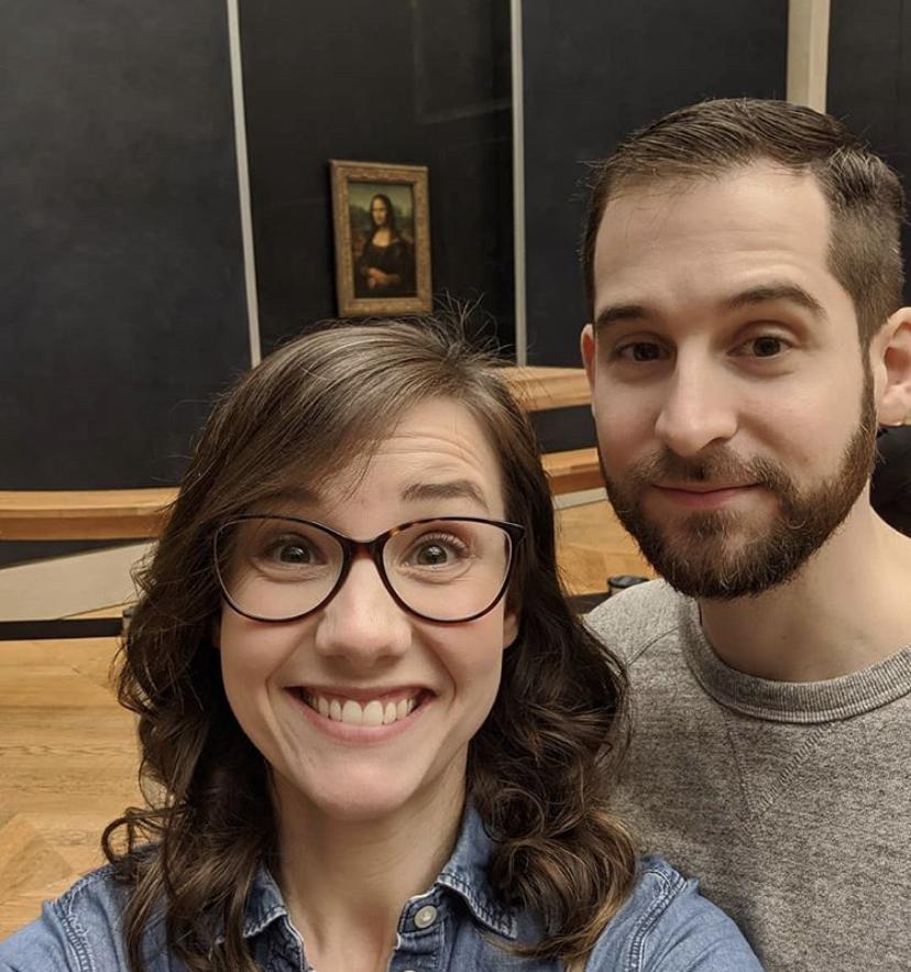 Stephanie and Scott Evard