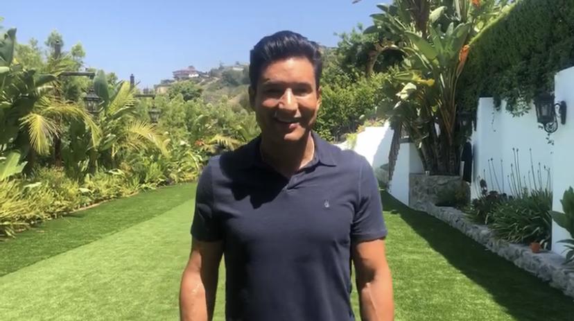 Tuddy Talks Bocce <3 With Mario Lopez
