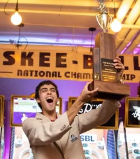 2019 NSBL Open Final Match