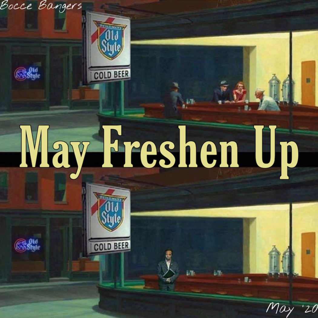 Playlist Drop: May Freshen Up