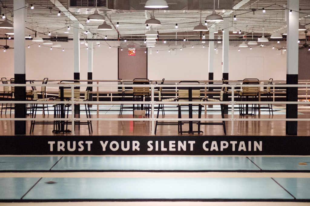 Argument For Strategy in Shuffleboard: Trust Your Silent Captain
