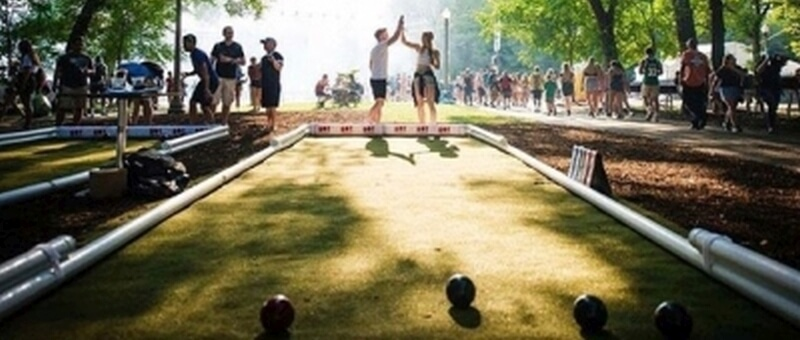 The Best Pop-Up Bocce Settings of All-Time