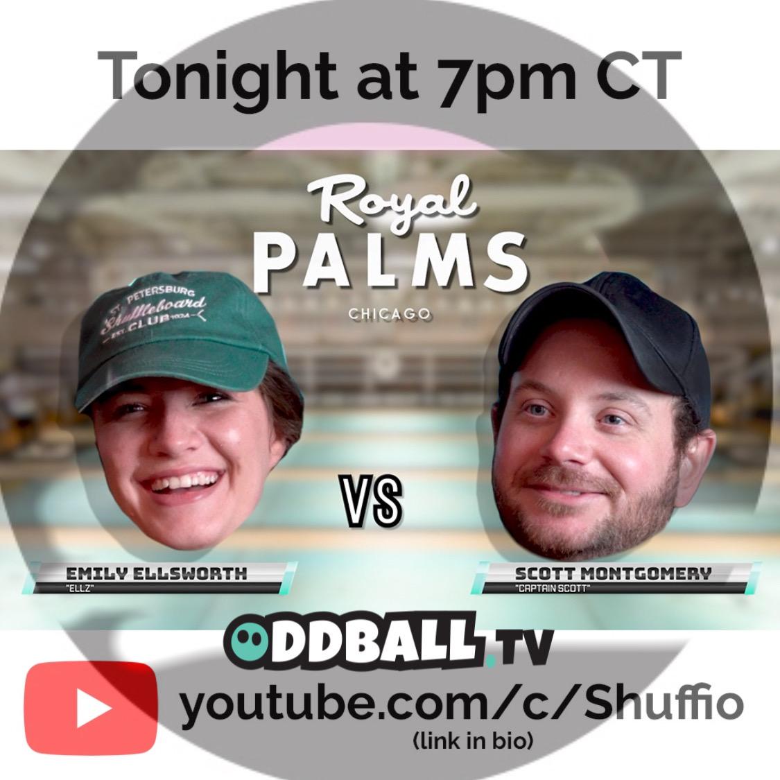 Royal Ruckus Shuffleboard Showdown [Match #3]
