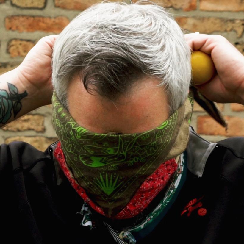 Blindfolded Bocce