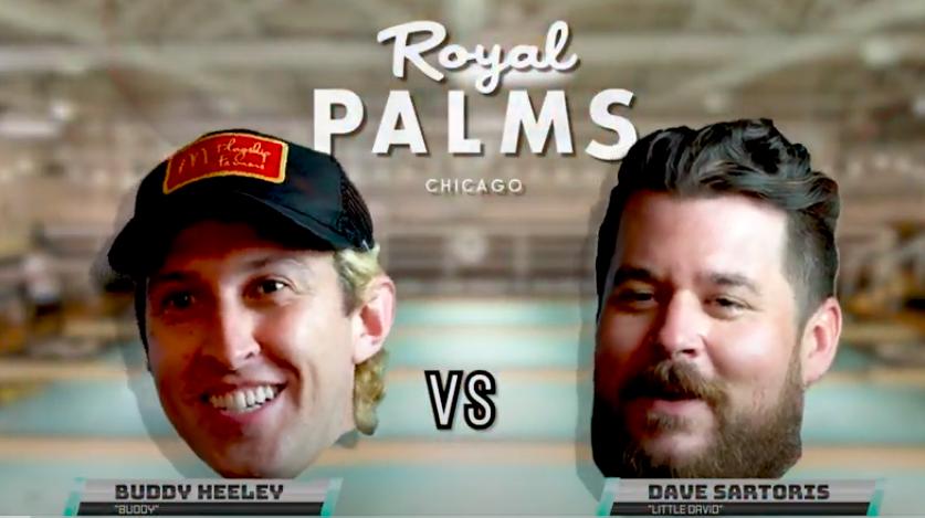Royal Ruckus Shuffleboard Showdown [Match #4]