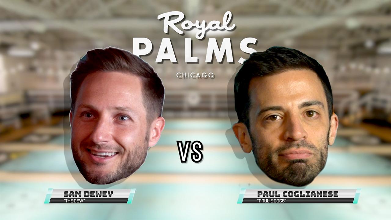 Semifinals #1: Royal Ruckus Shuffleboard Showdown