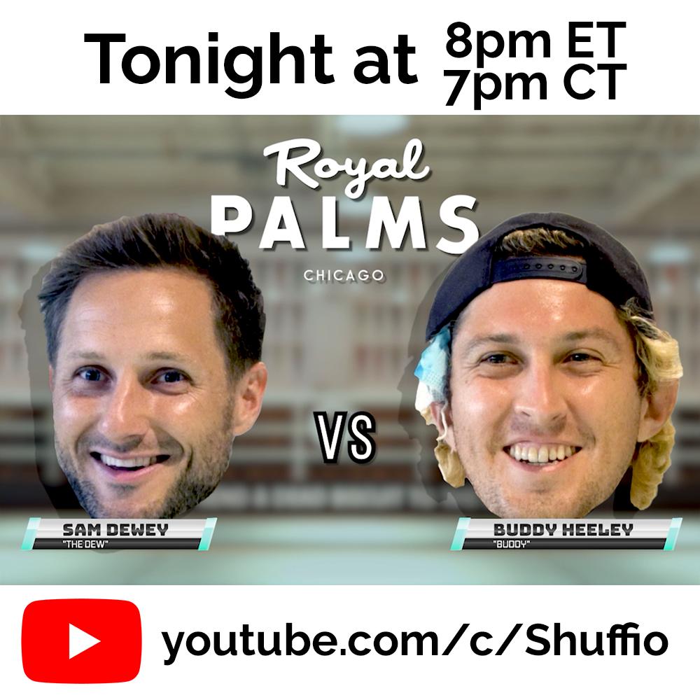 Royal Ruckus Shuffleboard Showdown Championship