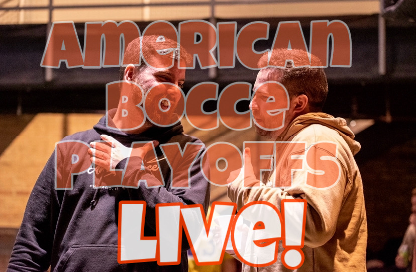 American Bocce Playoffs Live: Wednesday
