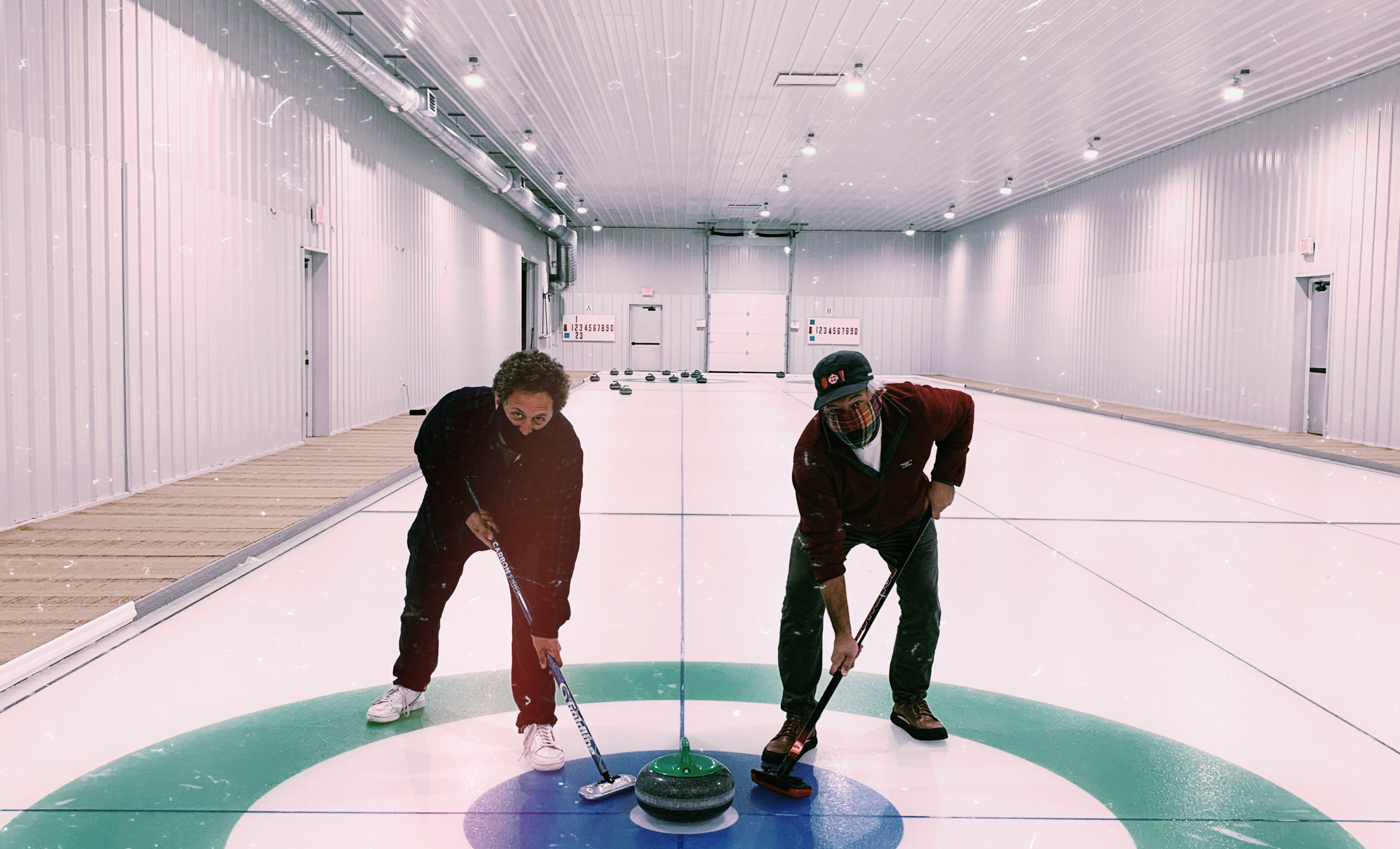 Community First at The Leelanau Curling Club