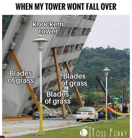 yard games joke