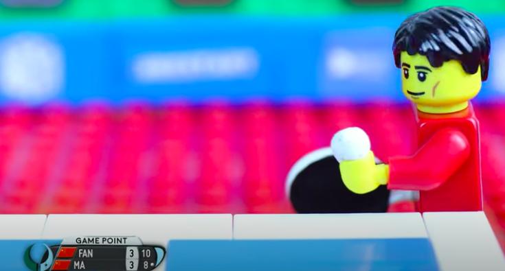 Brick Hario Presents: Ma Long vs Fan Zhendong