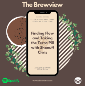 The Brewview: Finding Flow and Taking the Pill with Shonuff Chris