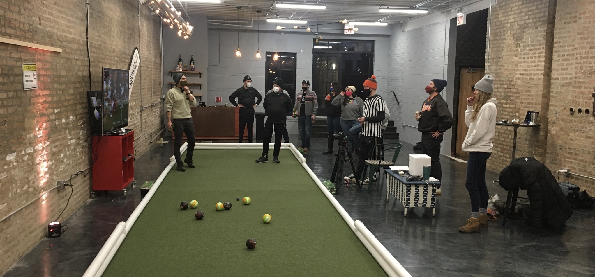 Packaworld Presents: American Bocce 2021 Winter Ball Championship