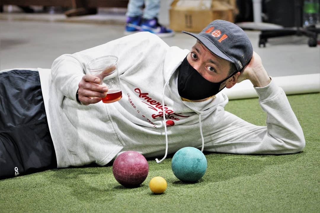 The Bocce Bros Episode 10: Andy Zimmerman