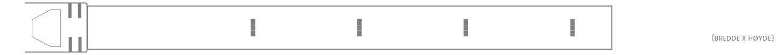 Ledstripe-byggelys