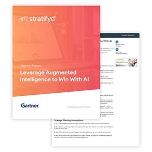 Stratifyd Gartner Report