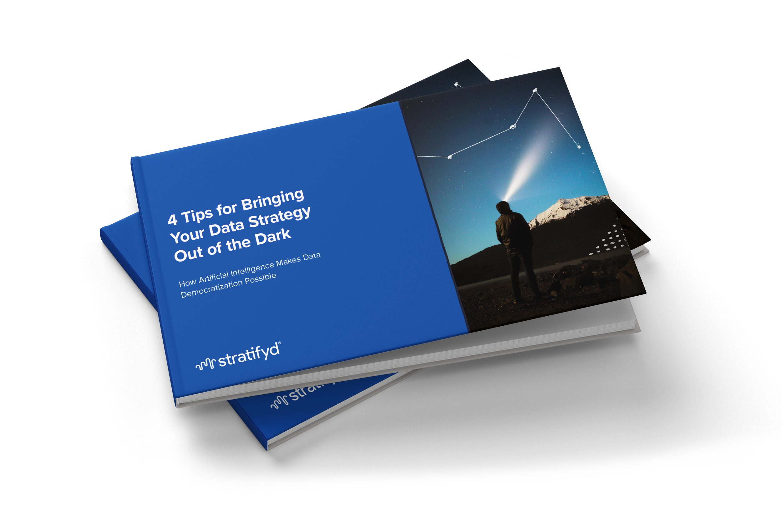 4 Tips for Bringing Your Data Strategy Out of the Dark eBook