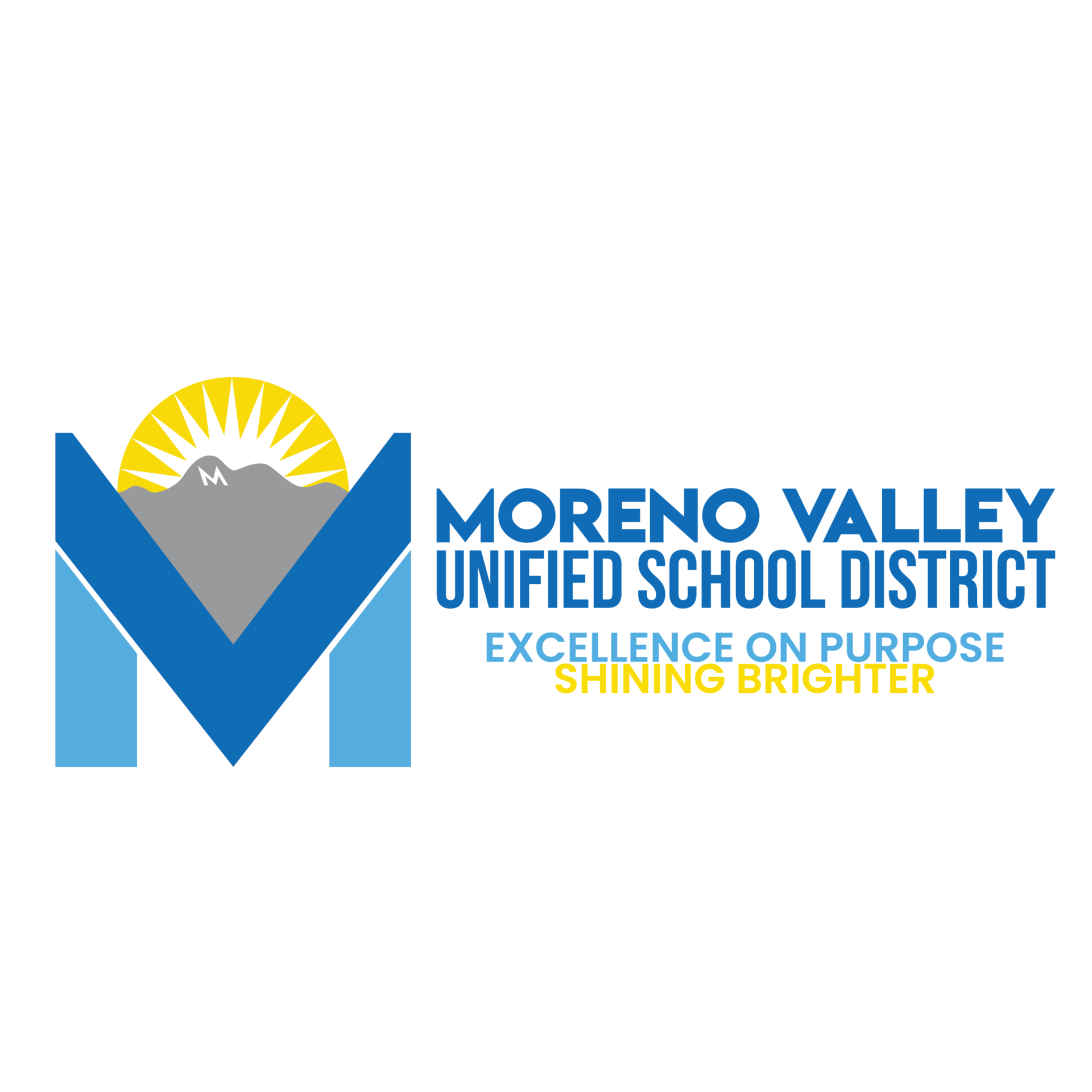 Moreno Valley Unified School District logo