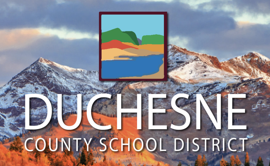 Duchesne County School District logo