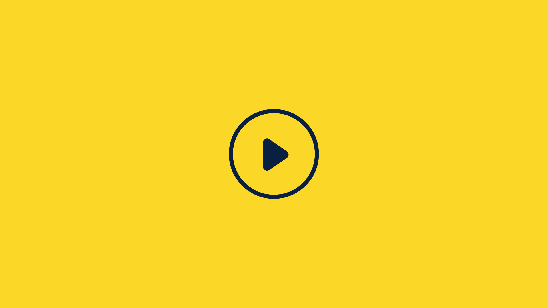 Video play image