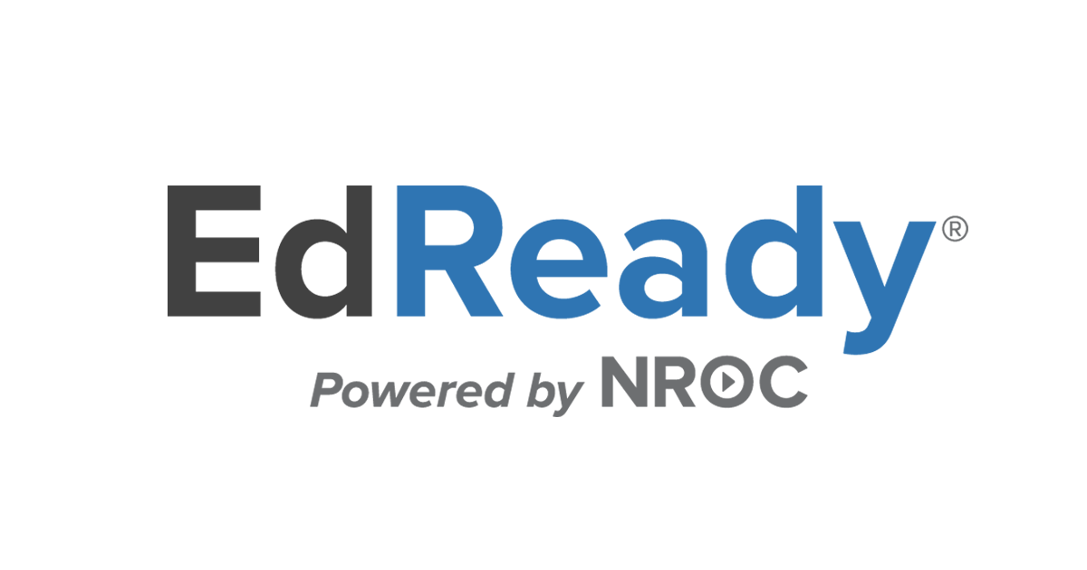 EdReady Powered by NROC