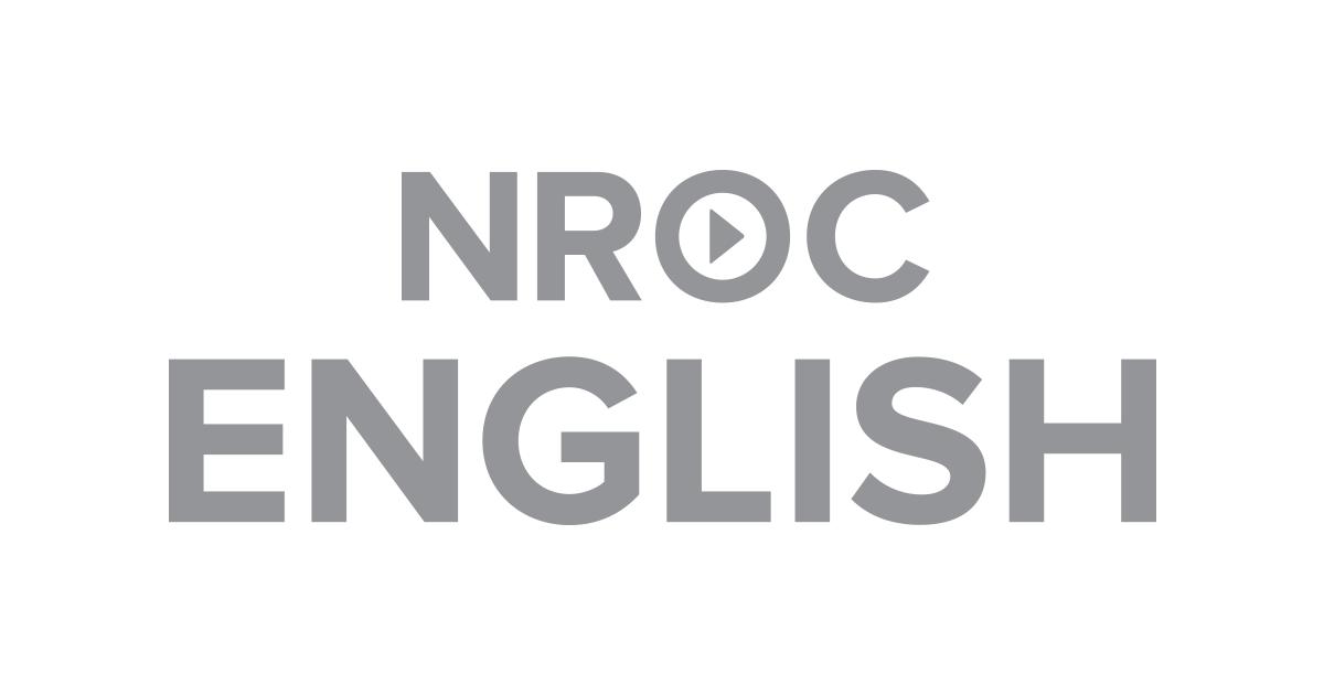 NROC English logo
