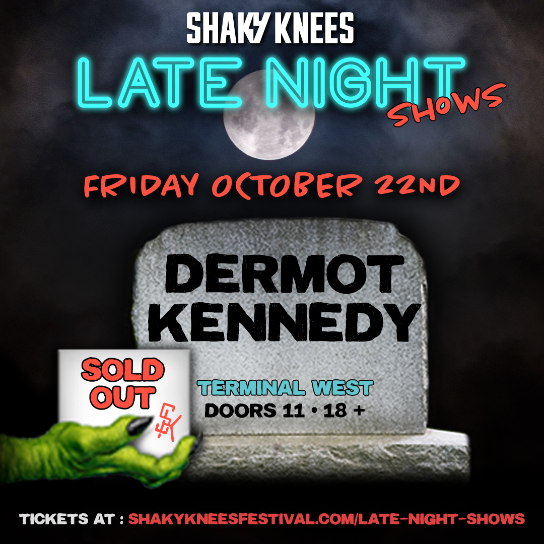 SOLD OUT - Dermot Kennedy