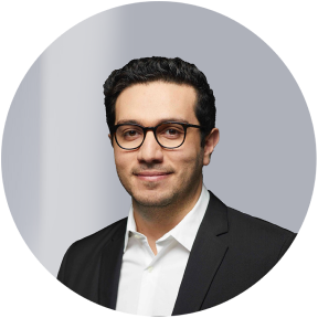 Mohamed Elkasstawi Chief Strategy Officer tribal credit